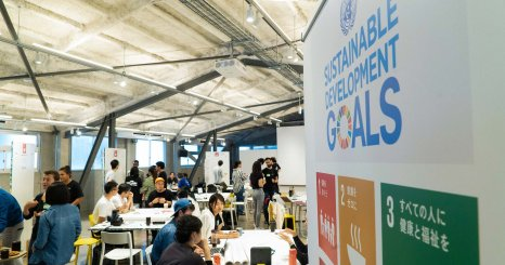 今、企業が考えるべきSDGs – Global Goals Jam Report –