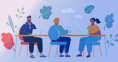 【MEETUP】NEC Business Scramble  ~オフィスのデジタル化で変わる未来の働き方~
