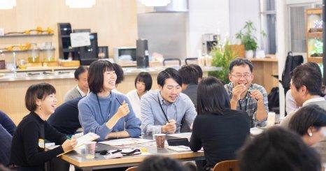 松坂屋名古屋店の挑戦!中部地区のプレイヤーと考える、これからのまちづくり SAKAE Creative Meeting#2 イベントレポート