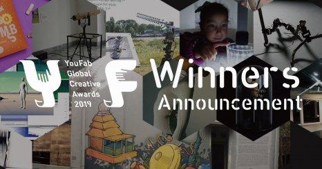 YouFab Global Creative Award 2019 受賞作品発表&授賞式開催