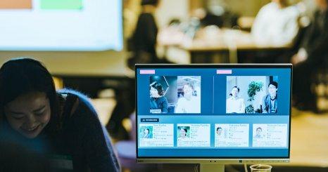 """""""働くひと中心""""のオープンなサービス開発を実践 NEC 未来のはたらきかた実験室"""