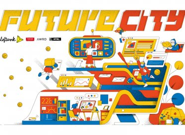 アフターコロナの世界をプロトタイピングする<br /> 「FutureCity」プロジェクトをスタート