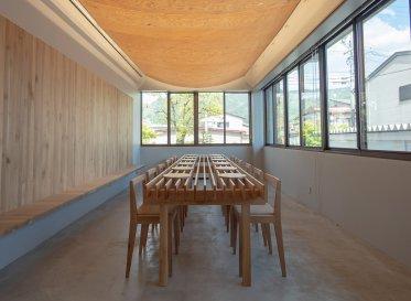 オンライン企画 「木質化には針葉樹だけじゃない。 建築空間をつくる広葉樹、その扱い方とは?」