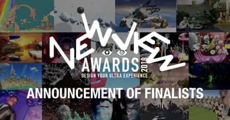 NEWVIEW AWARDS 2018 決選名單公佈!