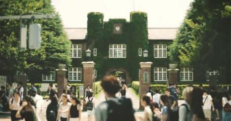 立教大學官網翻新 為大學選擇設計嶄新體驗