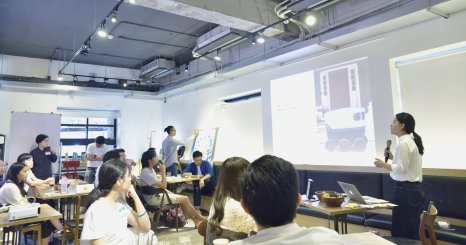 打破思維,創造未來永續世界  Panasonic Taiwan智慧綠能工作坊