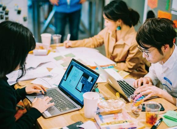 在澀谷區域創造交通服務的新價值 交通變革團體、JR東日本、Loftwork 開展了1天的Ideathon