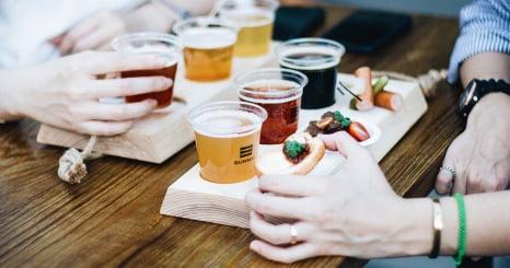 金色三麥精釀啤酒從線上到線下一脈相承・SUNMAI.Life餐酒生活誌