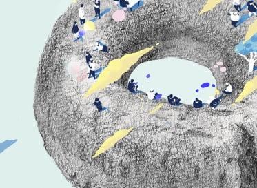 #00  序言(甜甜圈正中間的洞 ― 打造創造性工作的方式)