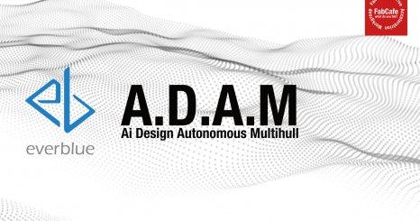活用AI設計來設計遊艇的工作團隊「A.D.A.M專案」正式啟動!