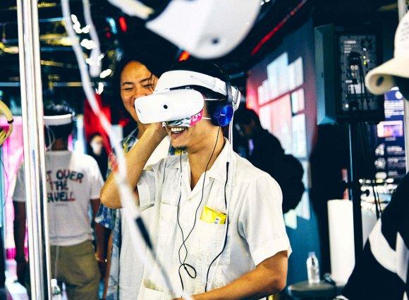 打造未來理所當然的光景,開發VR市場新創作者的「NEWVIEW」