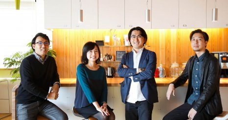 WORK MILL,與OKAMURA一起描繪未來的工作模式