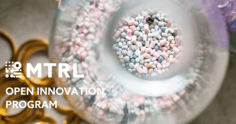 促進素材製造商的創新 MTRL啟動「開放性創新計畫」