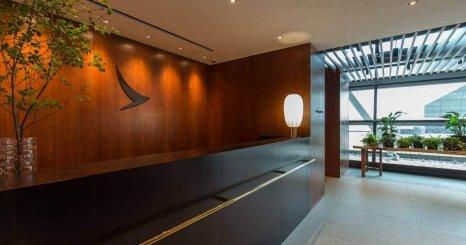 透過 UX/UI 設計奢華高級體驗・國泰航空上海浦東機場 VIP Lounge