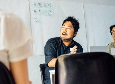 活著跟死去,究竟意味著什麼?<br /> 與日本攝影師幡野廣志一起設計「死亡」