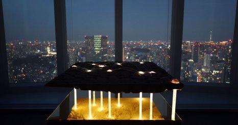 2200年的東京模樣: 建築師Neri Oxman與FabCafe攜手打造森美術館 「未來與藝術」展覽