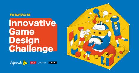 FutureCity 全球快閃設計比賽有獎首發:實體教育遊戲化設計Innovative Game Design Challenge!