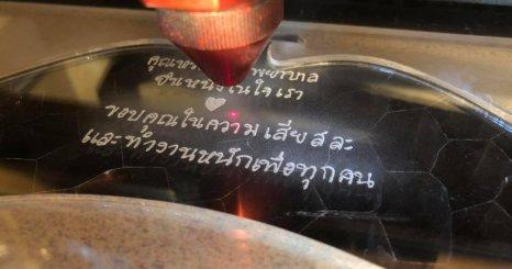替醫院打造防疫工具: 泰國FabCafe Bangkok 用「設計」與「製造」抗病毒
