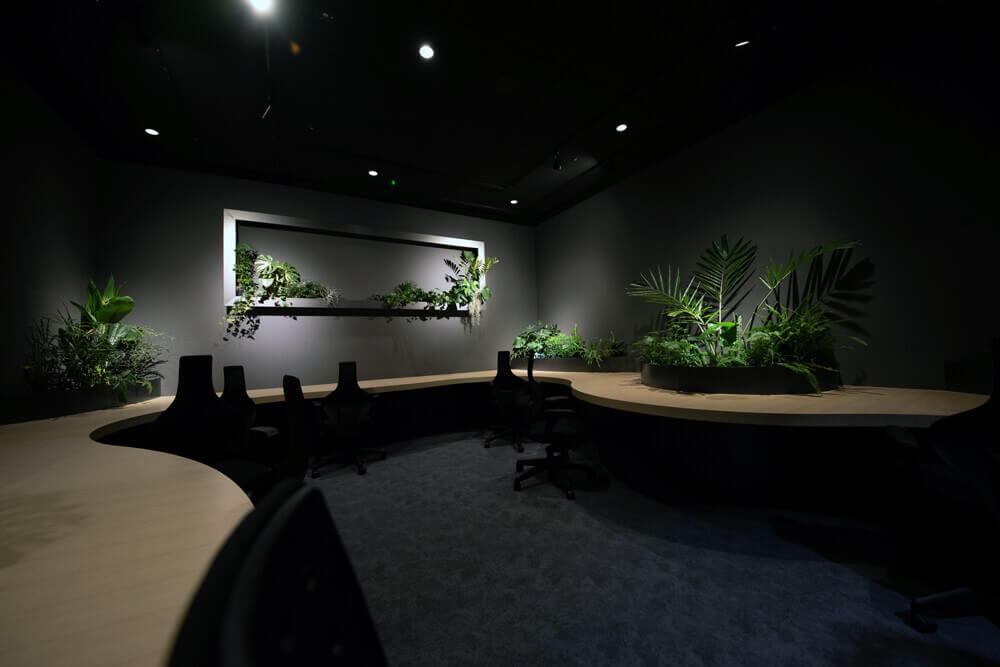 Panasonic Laboratory Tokyo Deep Think Room